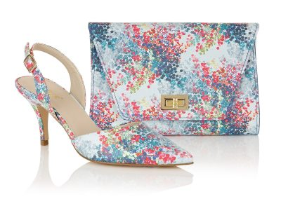 FLORAL SAFFIANO COLLECTION