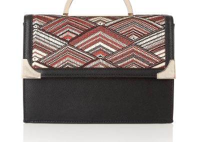 HARLOW BOXY RED