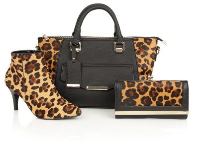LEOPARD PRINTED LEATHER COLLECTION