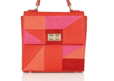 LOLA BOXY RED