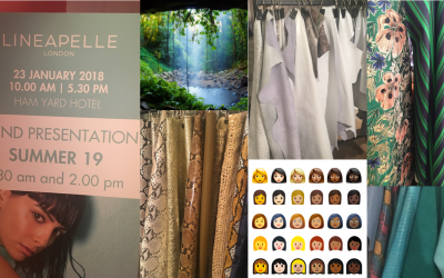 SS19 Lineapelle London Trends