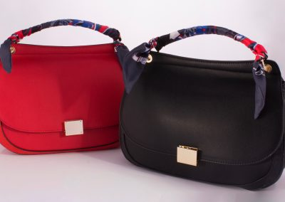 Scarf Saddle Bags
