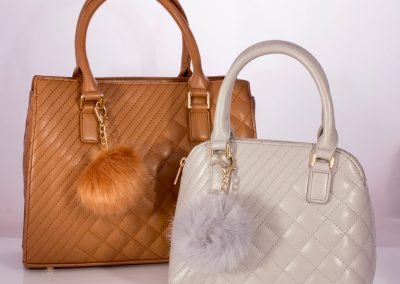 Quilted Pom Pom Collection